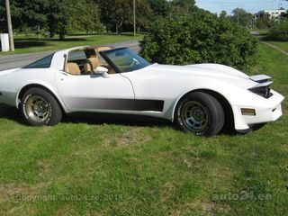 Chevrolet Corvette 5.7 152kW