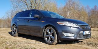 Ford Mondeo Ghia 2.0 TDCi 120kW
