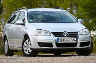 Volkswagen Golf Variant Trendline 1.9 TDI 77kW