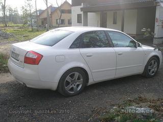 Audi A4 E8 18 T 120kw Auto24ee