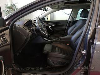 Opel Insignia Sports Tourer Business Innovation 2.0 CDTI ecoFLEX 103kW
