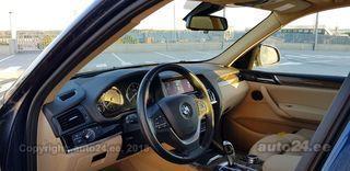 BMW X3 xDrive X-Line Special 2.0 140kW