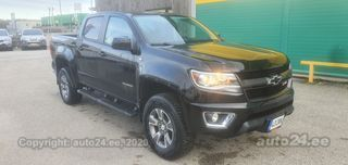 Chevrolet Colorado Z71 3.6 227kW