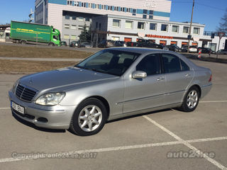 Mercedes-Benz S 320 facelift 3.2 CDI 150kW