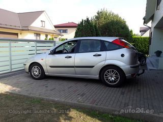 Ford Focus CNG 1.8 CNG 85kW