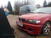 BMW 330 330xi m-pakett 3.0 170kW