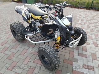 Can Am Ds 450 >> Can Am Ds 450 Efi X Auto24 Ee