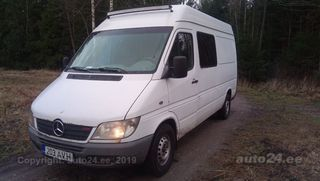 Mercedes-Benz Sprinter 2.1 r4 cdi 95kW