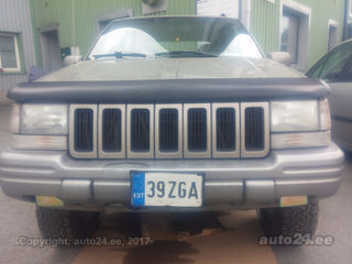 Jeep Grand Cherokee Limited 5.2 V8 158kW