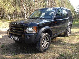 Land Rover Discovery 3 SE 2.7 TDV6 140kW