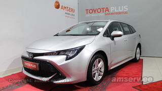 Toyota Corolla Touring Sports Active 1.2 85kW