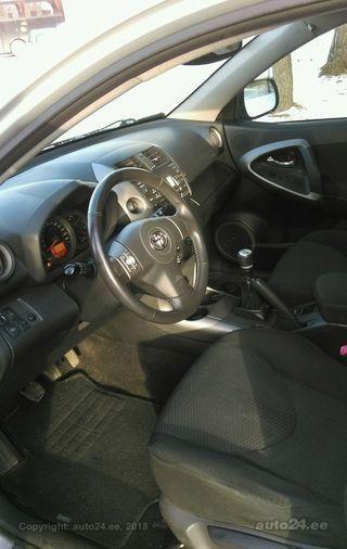 Toyota RAV4 Executive 2.2 D4D 100kW