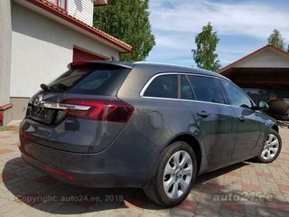 Opel Insignia Sports Tourer Cosmo Facelift 2.0 CDTi 120kW