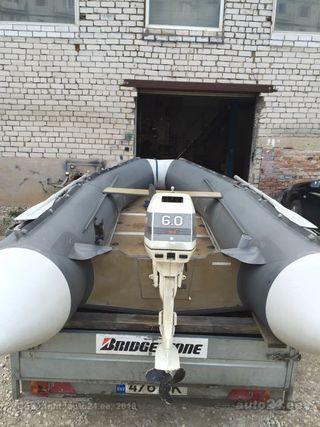 Bush K-400 Johnson 6Hp 6.0 2T