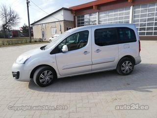 Citroen Berlingo 1.6 84kW