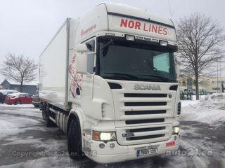 Scania R480 12.0 353kW