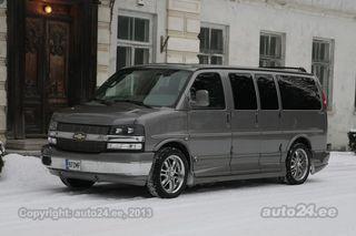 chevrolet express explorer limited se 5.3 v8 220kw - auto24.ee