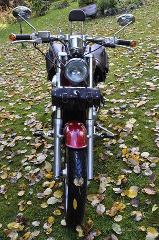 Honda VT 600 Shadow 30kW