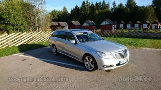 Mercedes-Benz E 350 3.0 170kW
