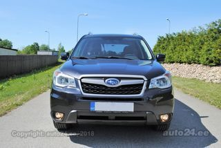 Subaru Forester 2.0 110kW