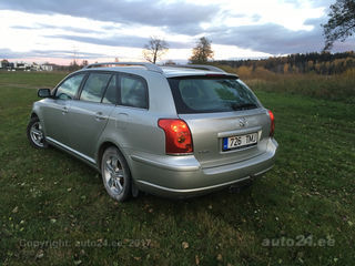 Toyota Avensis T25 1.8 95kW