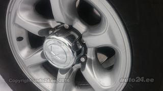 Mitsubishi Pajero Superselect 2.8 92kW