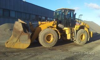 CAT / Caterpillar 962H 7.2 C7 ACERT 172kW
