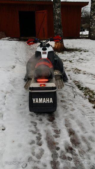 Yamaha NITRO JUUBELI 94kW