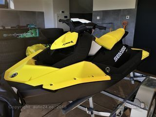 Sea Doo SPARK 900 ACE 3-up 0.9 Rotax H O 66kW