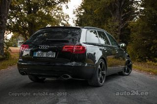 Audi A6 S-line ABT S6/RS6 OPTIC 3.0 TDI 200kW
