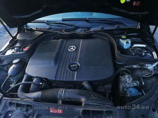 Mercedes-Benz C 200 BlueEfficienty 2.1 100kW