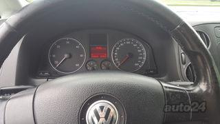 Volkswagen Golf Plus 2.0 TDI 103kW