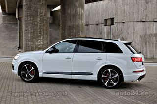 Audi SQ7 FULLOPTION 4.0 TDI V8 900Nm 320kW