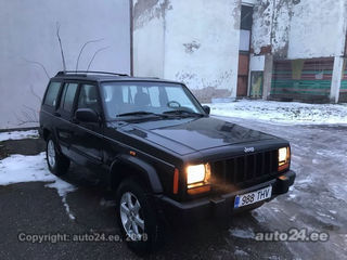 Jeep Cherokee LIMITED 2.5 85kW