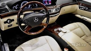 Mercedes-Benz S 500 AMG STYLING 5.5 285kW