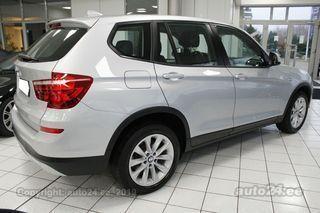 BMW X3 xDrive 2.0 140kW
