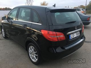 Mercedes-Benz B 200 2.0 115kW