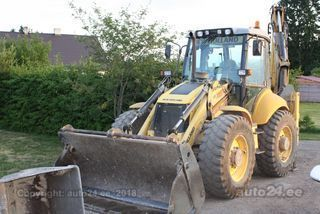 New Holland B115B 4.5 82kW