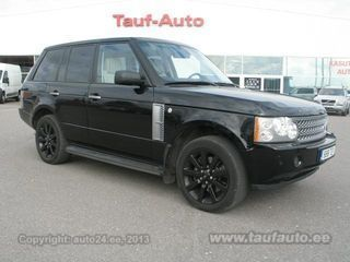 Land Rover Range Rover Supercharged 4.2 291kW