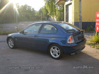 BMW 316 COMPACT TI ATM 1.8 85kW