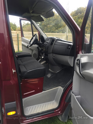 Mercedes-Benz Sprinter Long 2.2 120kW