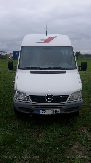 Mercedes-Benz Sprinter 413CDI 2.1 TDI 95kW