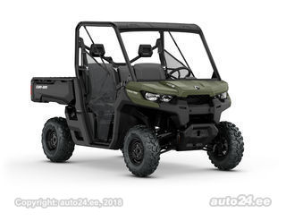 Can-Am Traxter Base HD5 Rotax 28kW