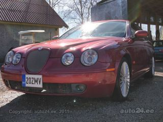 Jaguar S-Type 2.7 152kW