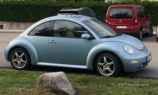 Volkswagen New Beetle 1.8 20V Turbo 110kW