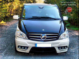 mercedes benz viano a r t tuning 3 0 cdi 194kw. Black Bedroom Furniture Sets. Home Design Ideas