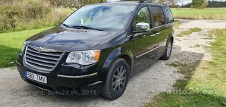 Chrysler Grand Voyager 2.8 120kW