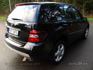Mercedes-Benz ML 320 CDI OFFROAD PAKETT 3.2 4 MATIC 165kW