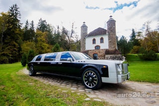 Lincoln Town Car Rolls Royce Body Kit 4 6 V8 157kw Auto24 Lv