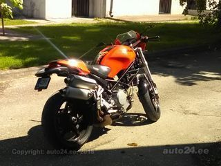 Ducati Monster S2R 57kW